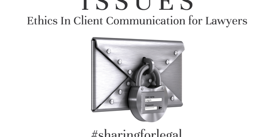 Tomorrow: Twitter Chat on Ethics Issues in Client Communications