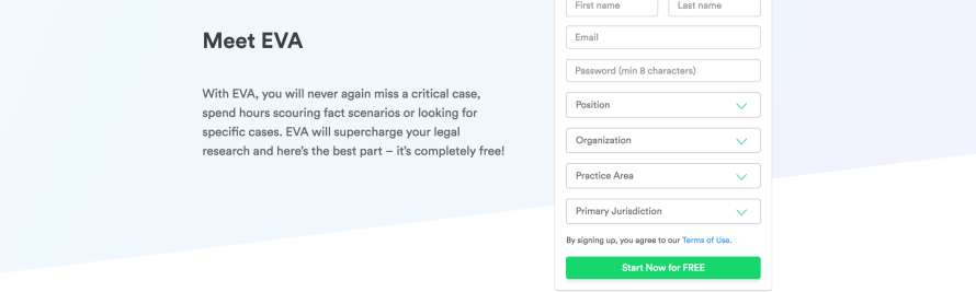 ROSS Unveils EVA, A Free AI Tool To Analyze Briefs, Check Cites and Find Similar Cases