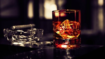 if nursing a Scotch at 3:00 AM