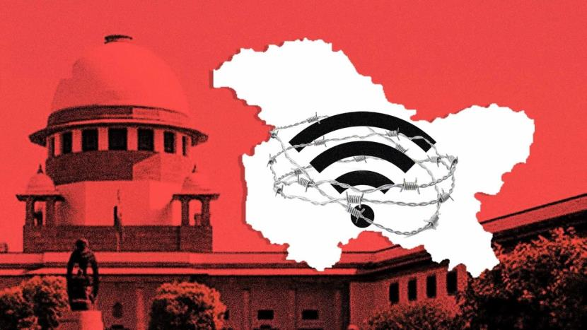 Attorney general told to Supreme Court that 4G internet will be restored in some parts of Jammu and Kashmir on Trial basis