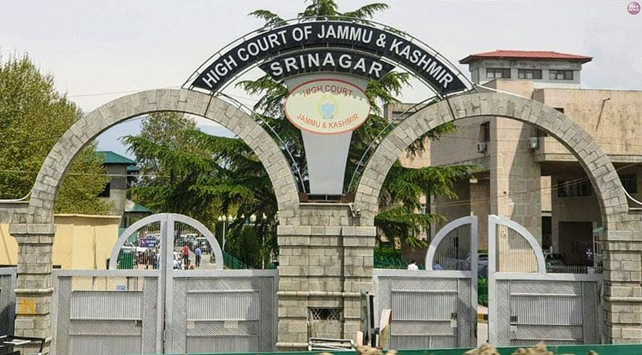 J&K High Court directed the forest department to take steps to stop encroachment