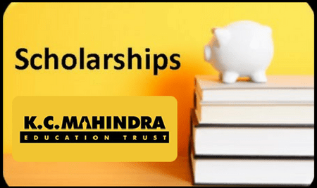 KC Mahindra Scholarship for PG Studies Abroad [50 Scholarships; Upto 4 Lacs]: Apply by March 31