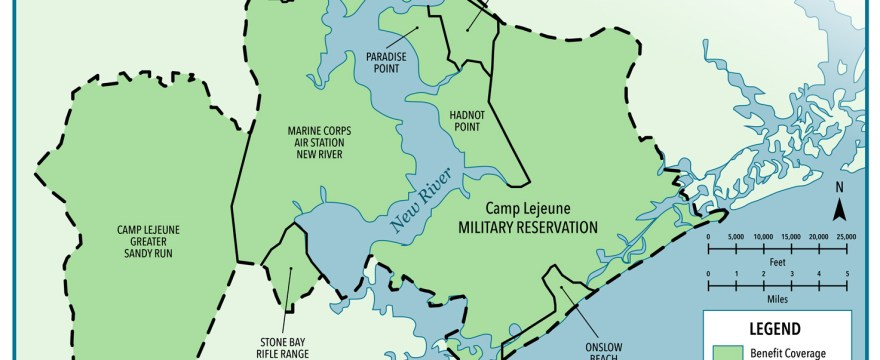 Camp Lejeune Water Contamination