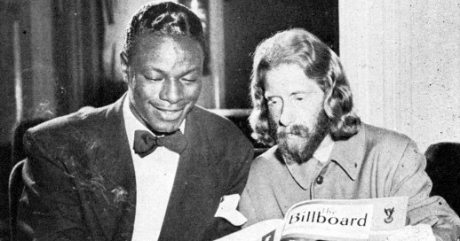 Nat King Cole avec edhen abhez