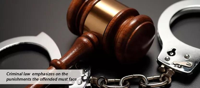 Criminal law case
