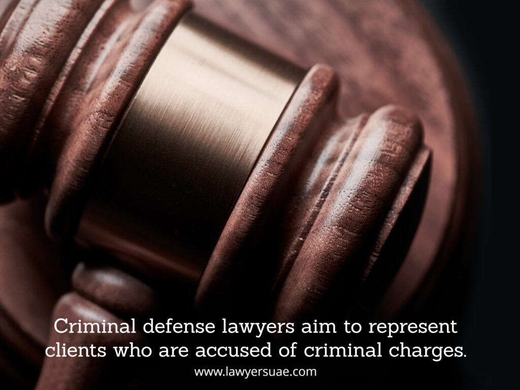 THE BEST CRIMINAL DEFENSE LAWYER IN DUBAI