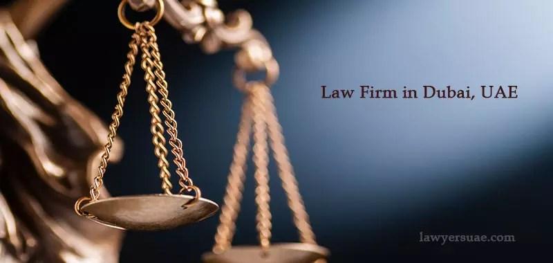 Law Firms in Dubai 1