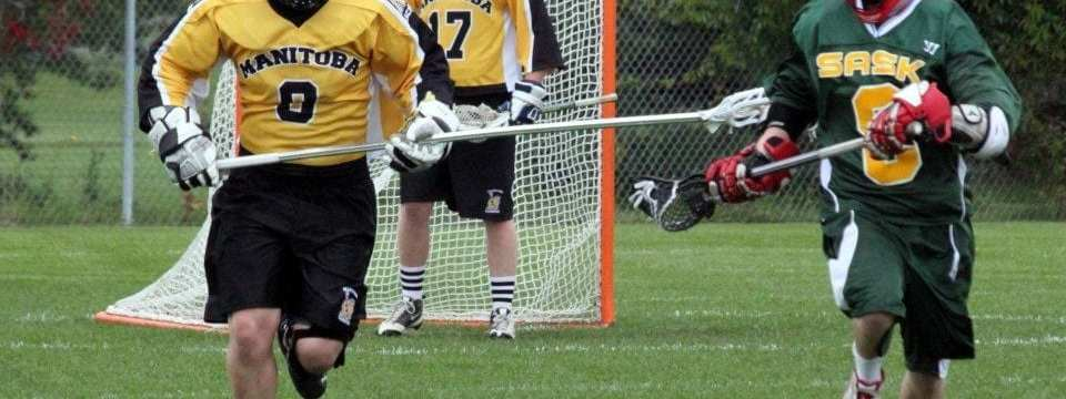 One-on-one Ground Ball