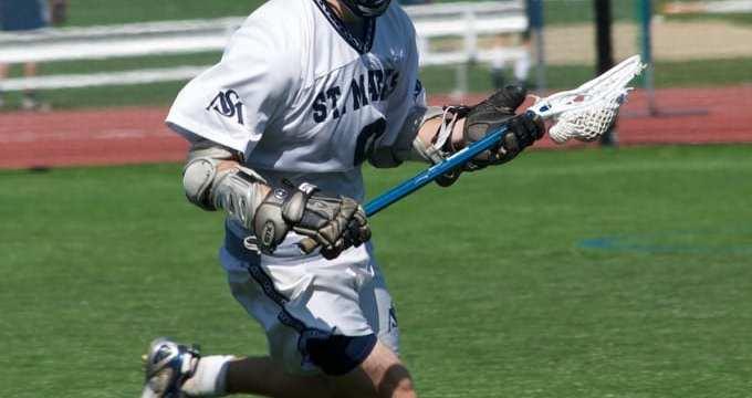 lacrosse dodge get past defender