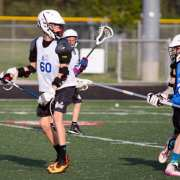 youth lacrosse lax lingo one more pass