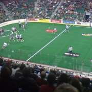 box lacrosse pass up pick up offense play