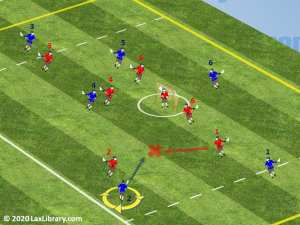 adjacent clear through shooting practice drill