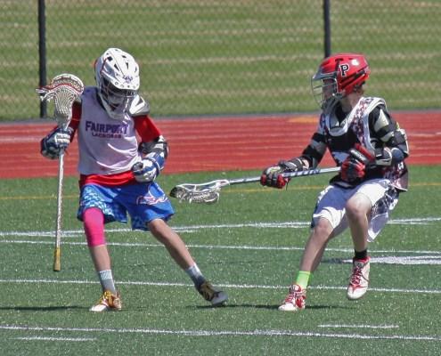 lax lingo bounce off defense pass shoot