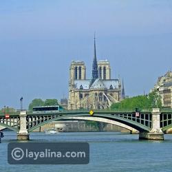 شهر العسل في باريس - نهر السين