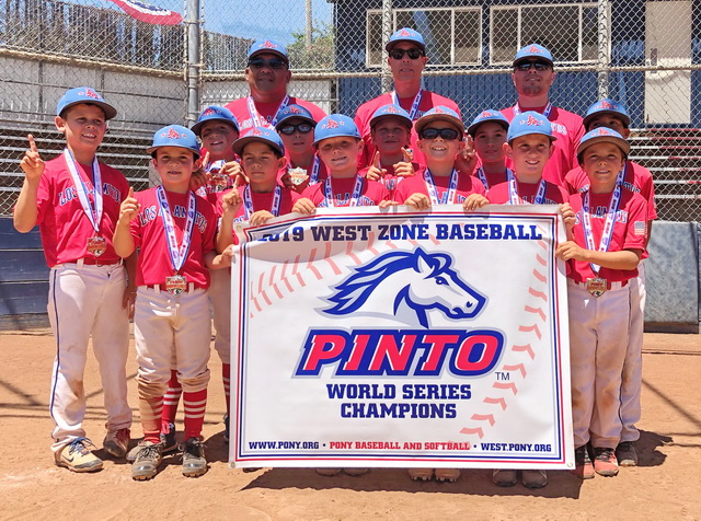 LAYB Pinto All-Stars win West Zone title