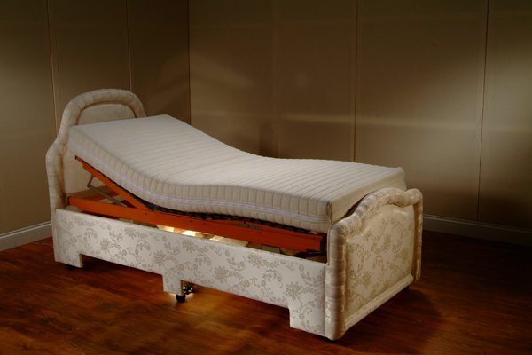 Mitford Double Bed With HighLow Action
