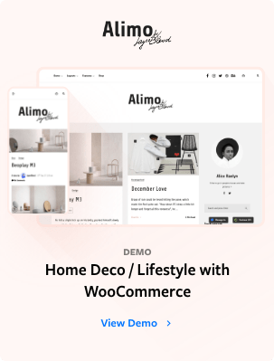 Alimo - Clean Responsive WordPress Blog Theme - 5