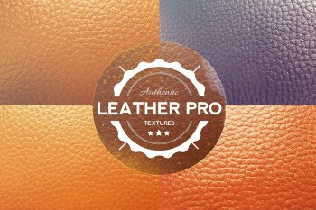 20 Leather Pro Textures