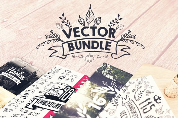 Vector Design Bundle
