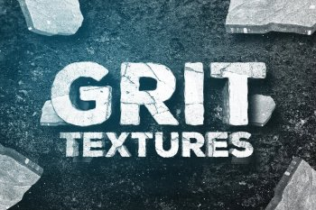 GRIT Textures Pack by Layerform Design Co