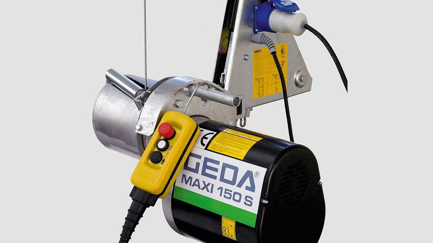 GEDA Maxi 150 S hoist
