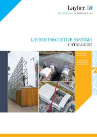 Layher Protective Systems Catalogue