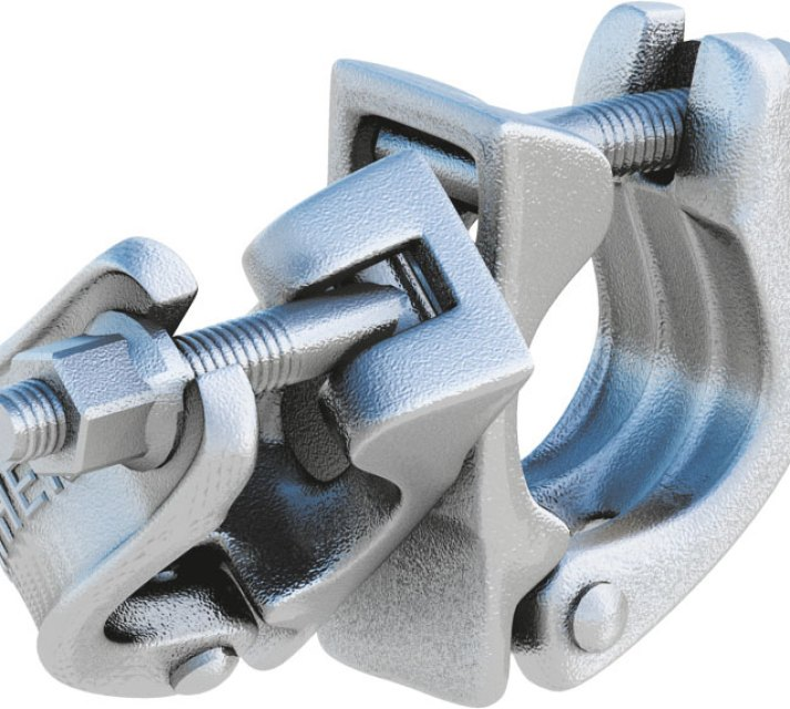 Swivel coupler with coarse thread