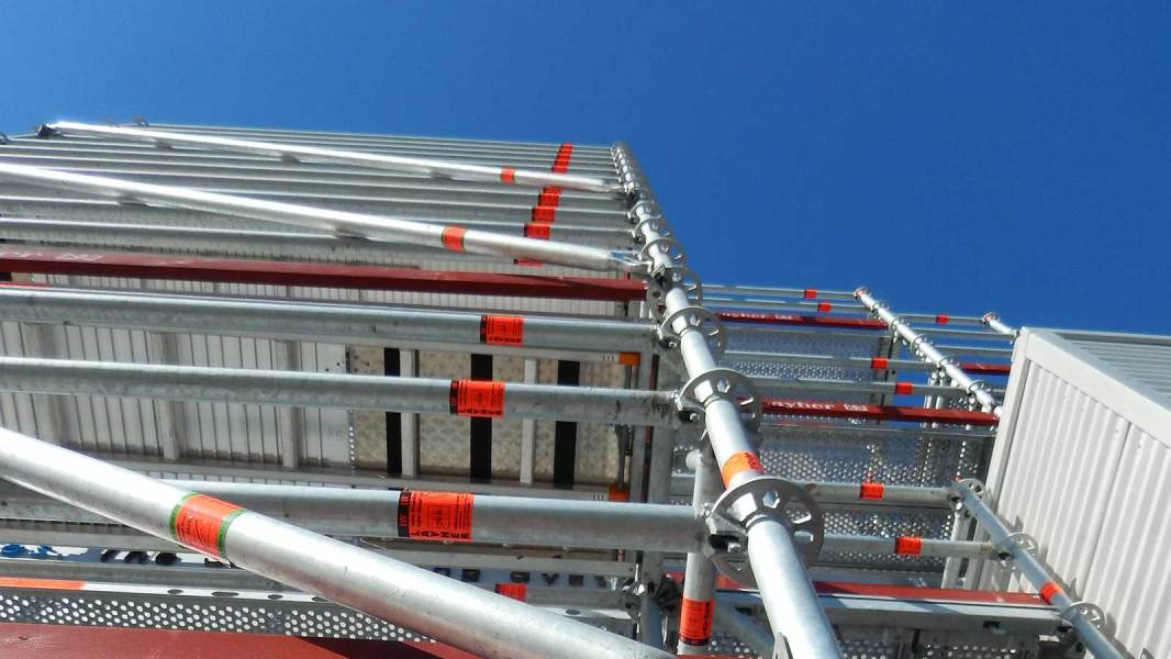 Layher Allround Scaffolding System