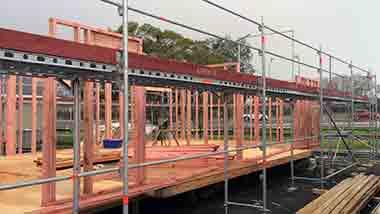 SpeedyScaf scaffolding system