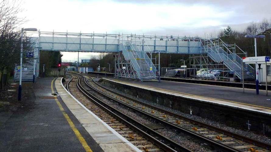 Public Access Pedestrian Footbridge