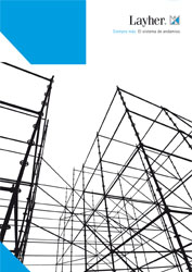 Presentación general de los sistemas de andamios Layher