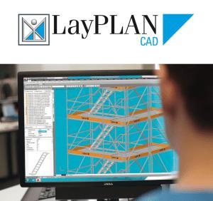 Software para andamios LayPLAN CAD