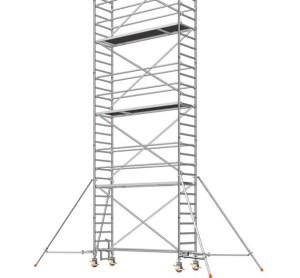 Estabilizadores para torre móvil