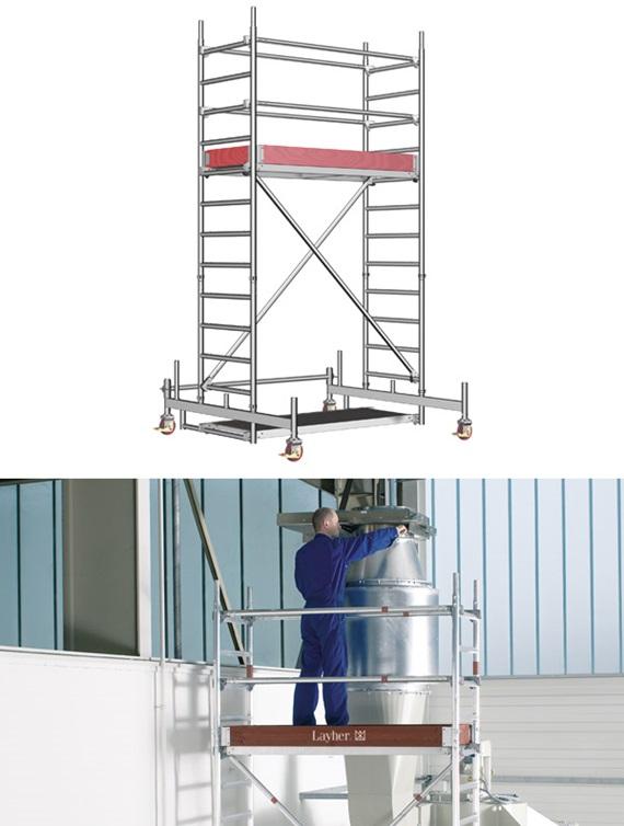 Torre móvil UniLigero