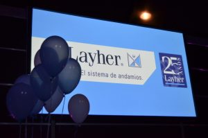 25 Aniversario Layher