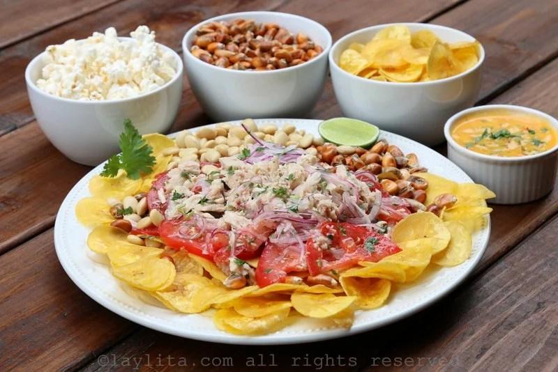 Recetas de cocina ecuatoriana encebollado de pescado