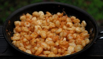 How to cook hominy corn or mote laylitas recipes mote refrito en salsa de hornado hominy sauted in roasted pork gravy ccuart Choice Image