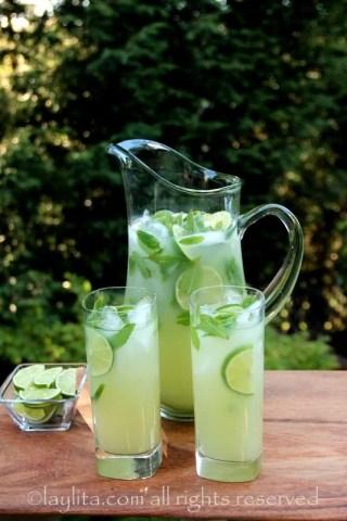 Limonade à la Vodka