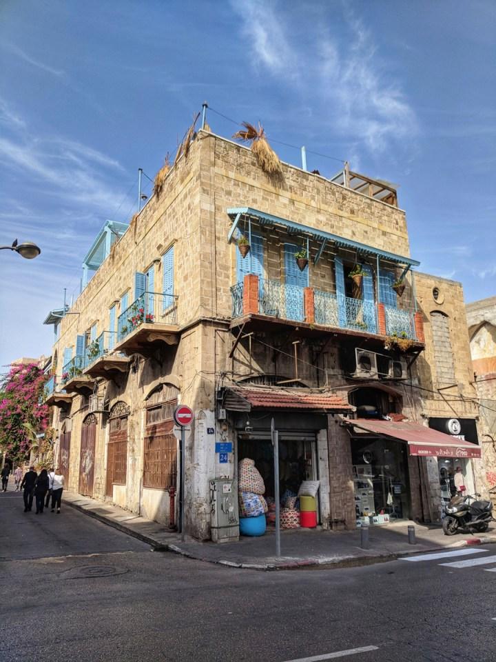 Explorando las calles de Tel Aviv