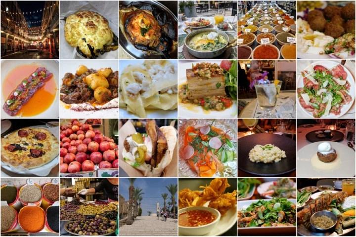 Festival Gastronómico Round Tables en Israel