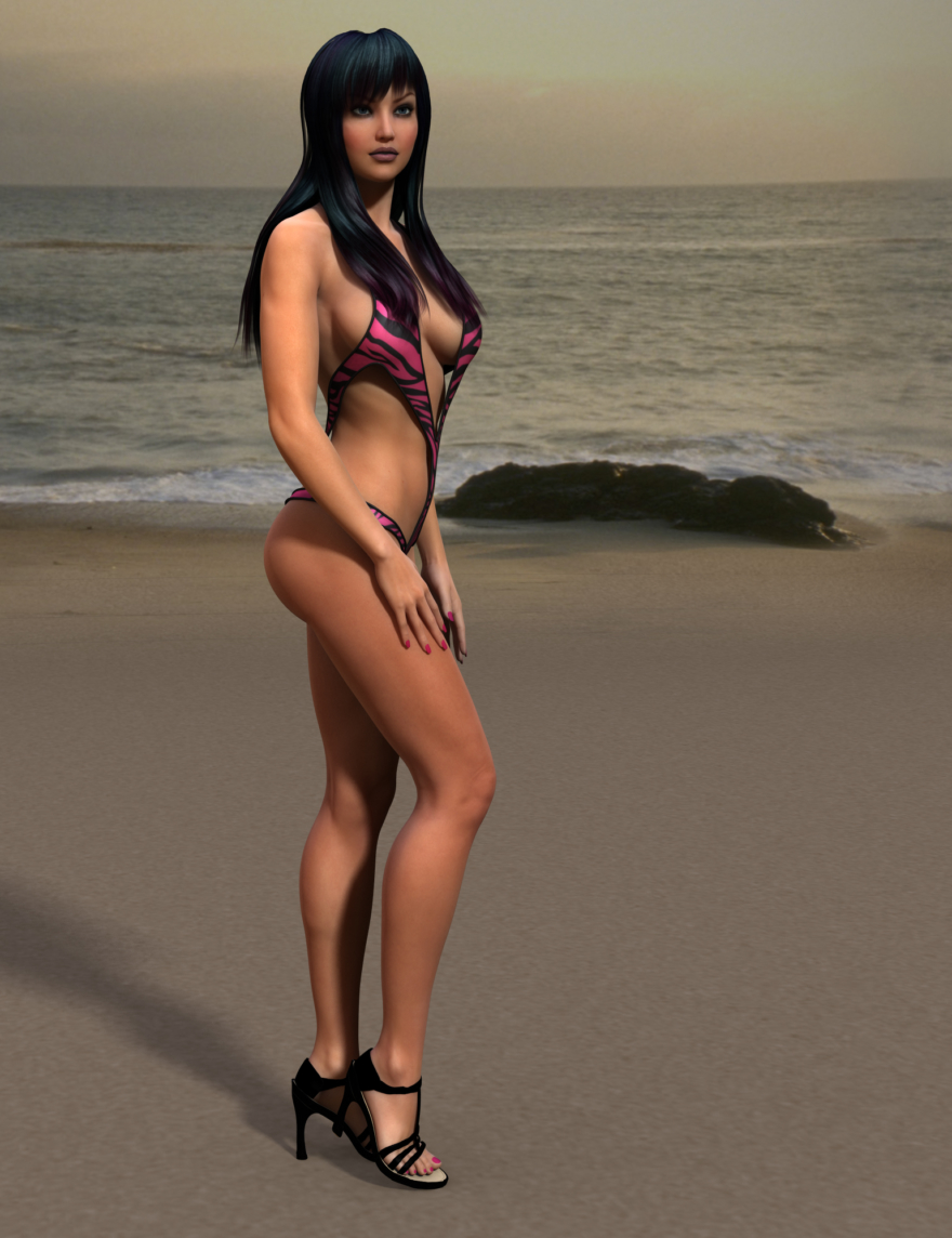 Miss Renderosity 2014 Original Submission