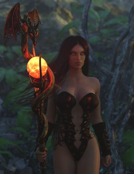 Daz Studio: Mastering the Fundamentals of Iray Lighting & Rendering Kaira Image