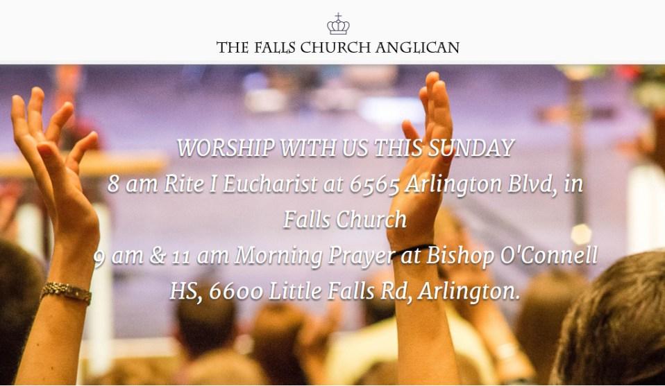 Falls Church, Anglican