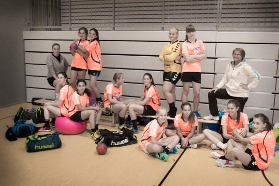 wC1 – das etwas andere Teamfoto