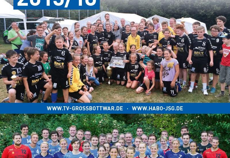 TVG Hallenheft Saison 2015-2016