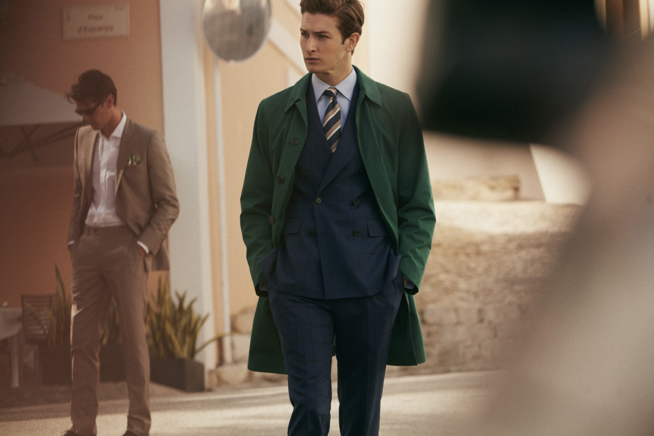 Gieves & Hawkes embarks on an exploration for their latest Spring/Summer collection - Zagaleta ...
