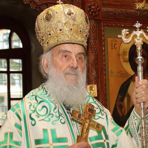 Говор Патријарха Иринеја на освећењу