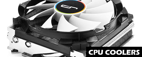CPU Coolers Banner