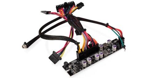 Slim DC 12v power board