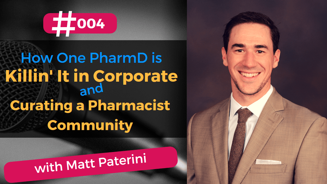 How One PharmD is Killing It in Corporate AND Curating a Pharmacist Community